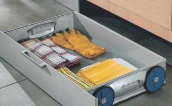 Ящик под цоколь