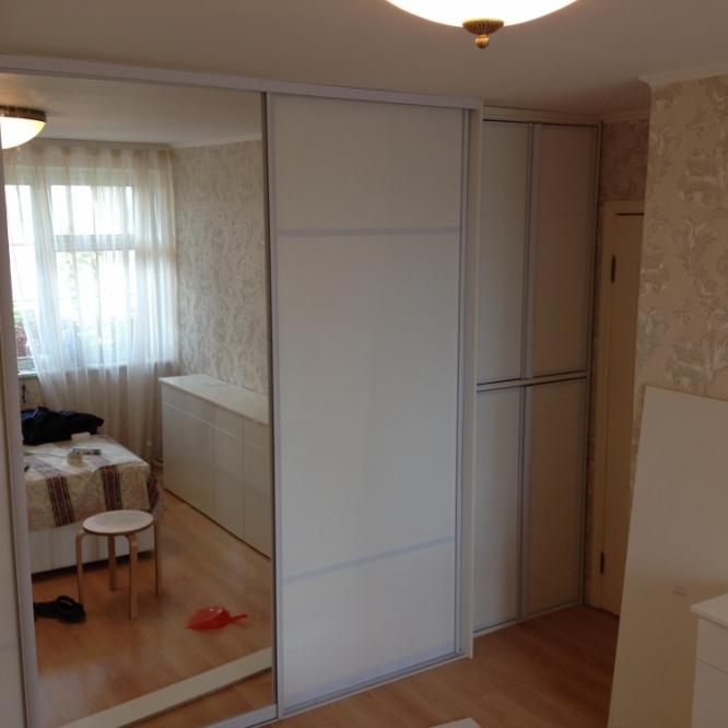 Шкаф встроенный 5