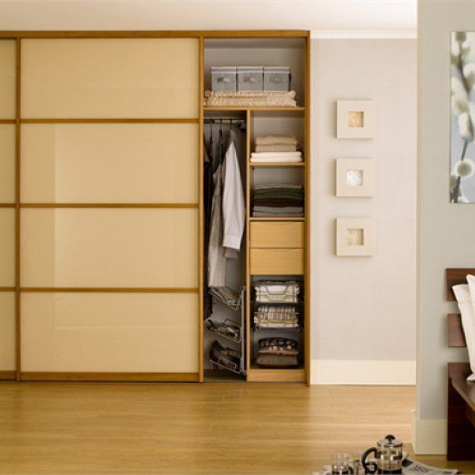 Шкаф встроенный 7