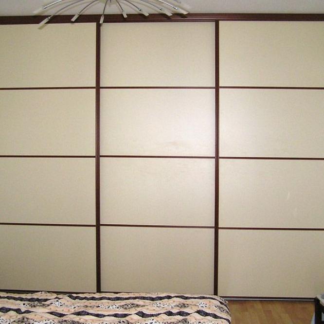 Шкаф встроенный 10