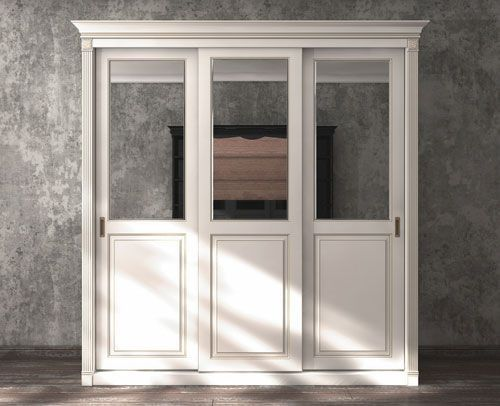 Шкаф двери эмаль 6