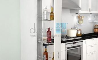 Бутылочница Классик с доводчиком в высокие шкафы-колонны